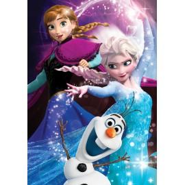 Disney Frozen 34X48 Cm Puzzle 50