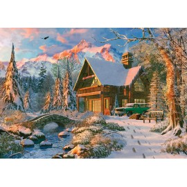 Puzzle 1000 Winter Holiday