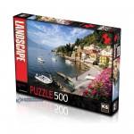 Ks Puzzle Lago Di Como İtaly (500 Parça)