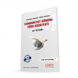 Limit Yayınları Cumhuriyet Dönemi Türk Edebiyatı El Kitabı